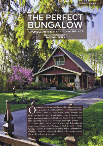 Saratoga Living Mcpadden Builders Perfect Bungalow